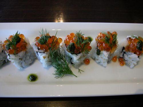 美人寿司×rainbow roll sushi 3