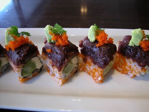 美人寿司×rainbow roll sushi 2
