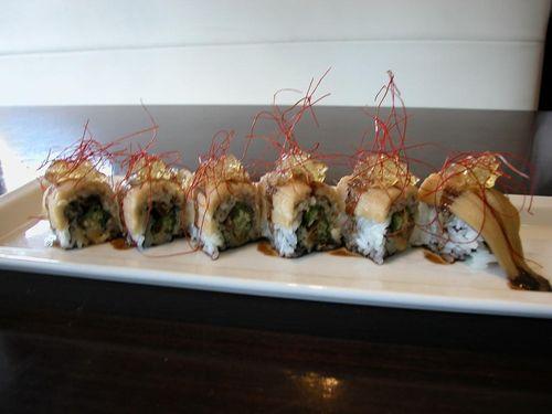 美人寿司×rainbow roll sushi 1